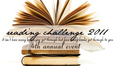 Reading Challenge 2011