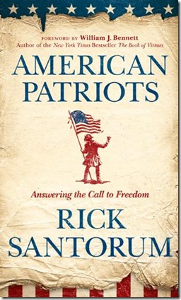 American-Patriots-Santorum-Rick-EB9781414382685
