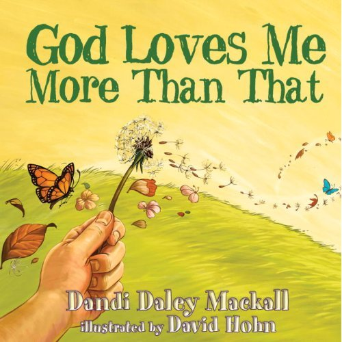 God Loves Me More Than That: A book review