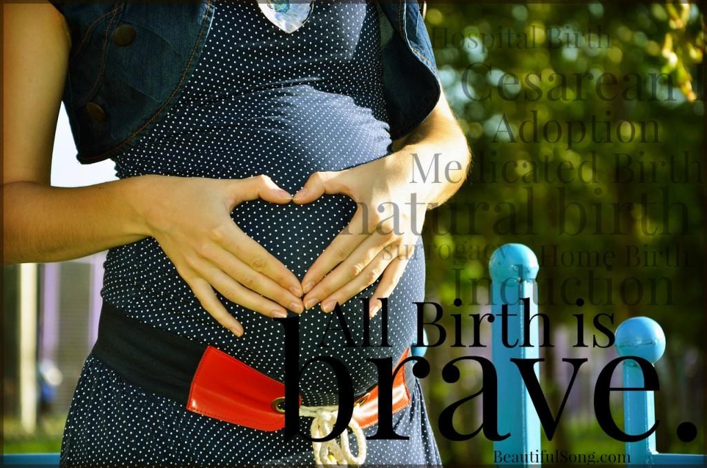 bravebirth