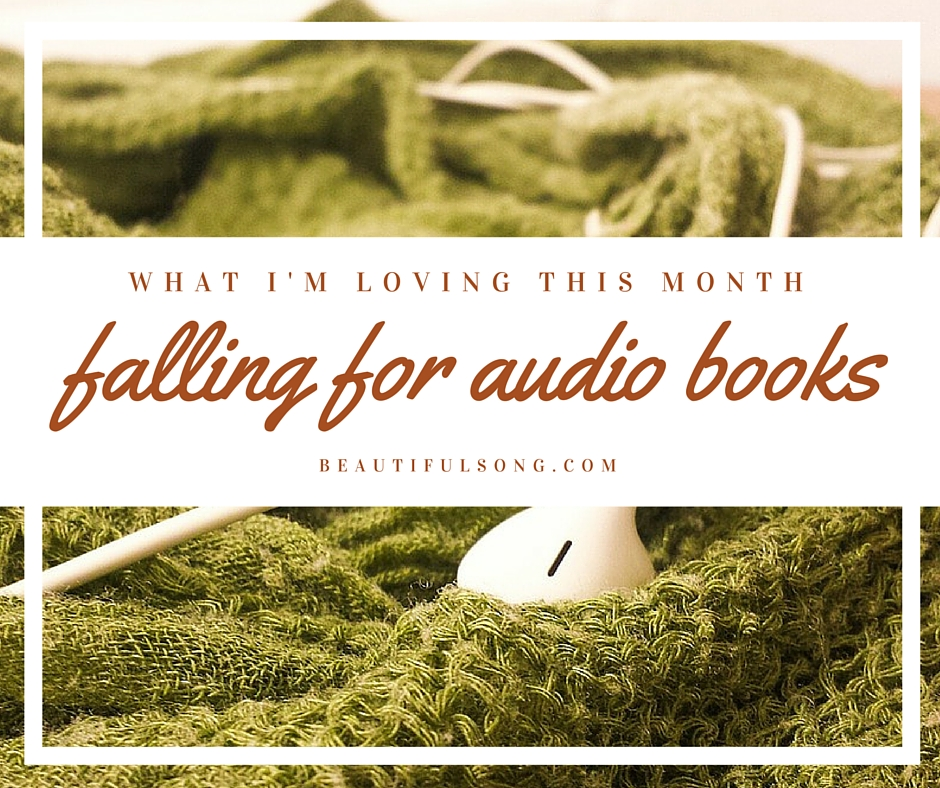 falling for audio books