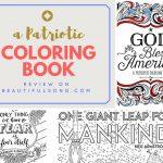 Coloring Turned Patriotic Passtime