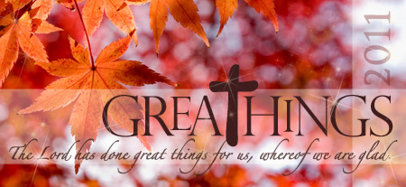 GreaThings 2011: lessons I've learned